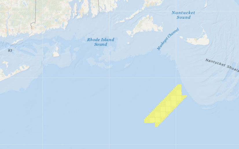 Offshore Wind Lease Area OCS-A 0521 (Mayflower Wind Energy LLC)