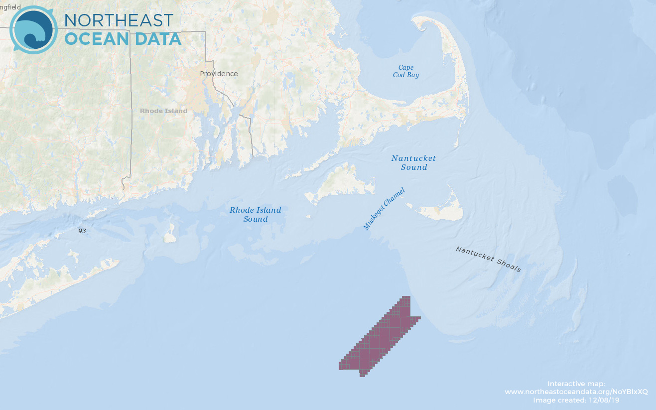 Offshore Wind Lease Area OCS-A 0521 (Mayflower Wind Energy LLC)