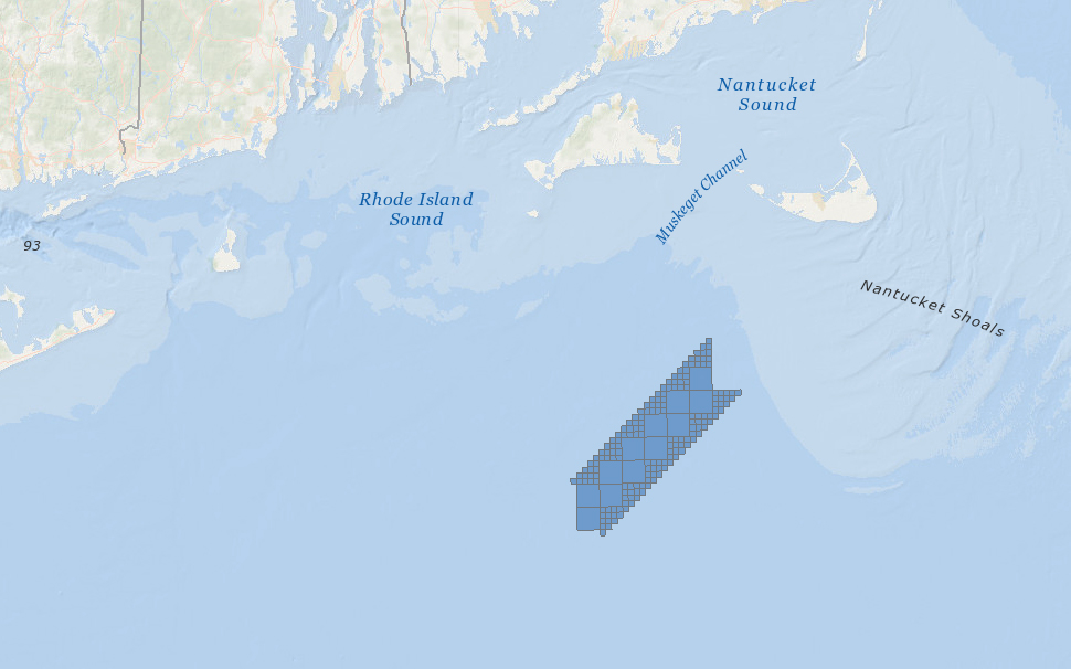 Offshore Wind Lease Area OCS-A 0520 (Equinor Wind LLC)