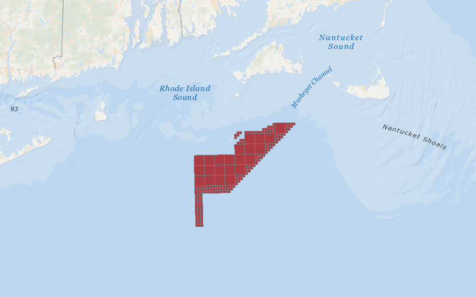 Offshore Wind Lease Area OCS-A 0500 (Bay State Wind LLC)