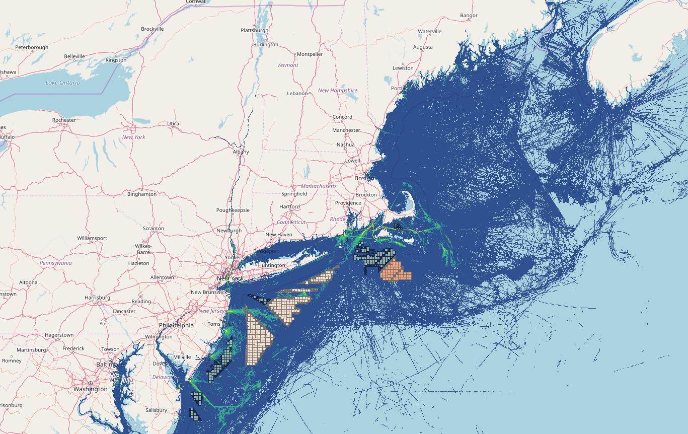 Northeast Ocean Data Portal | Maps and data for ocean planning in ...