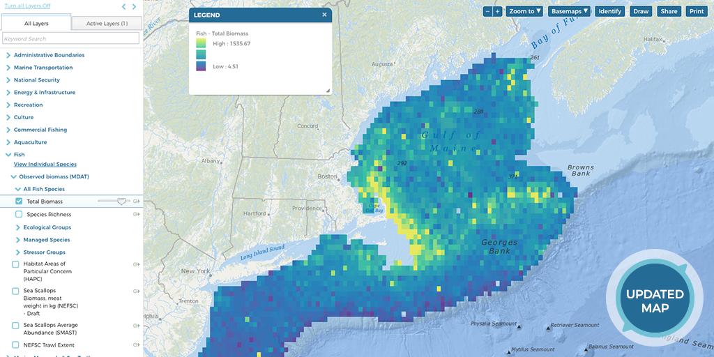 Screenshot of All Fish Total Biomass Map