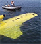 U.S. Navy Uses Data Portal to Select Test Site for Unmanned Underwater Vehicle
