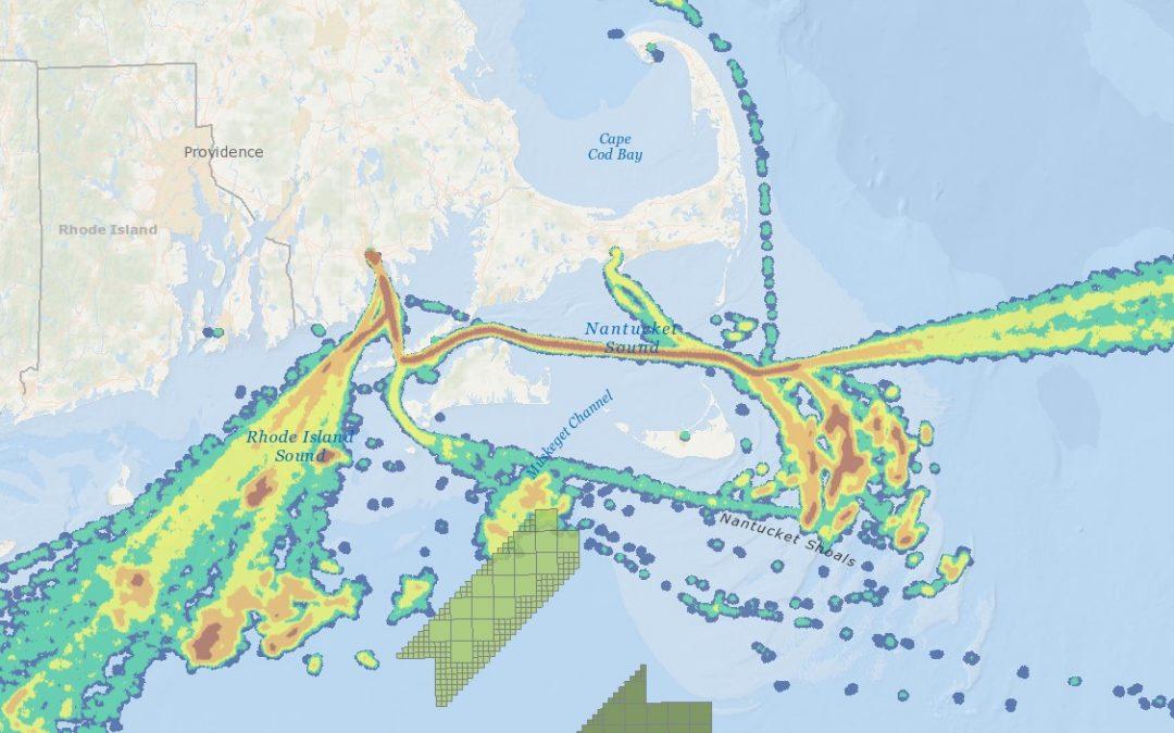 Vineyard Wind 1 Draft Environmental Impact Statement (DEIS) – Surfclam/Ocean Quahog Fishing Vessel Activity (2015-2016)
