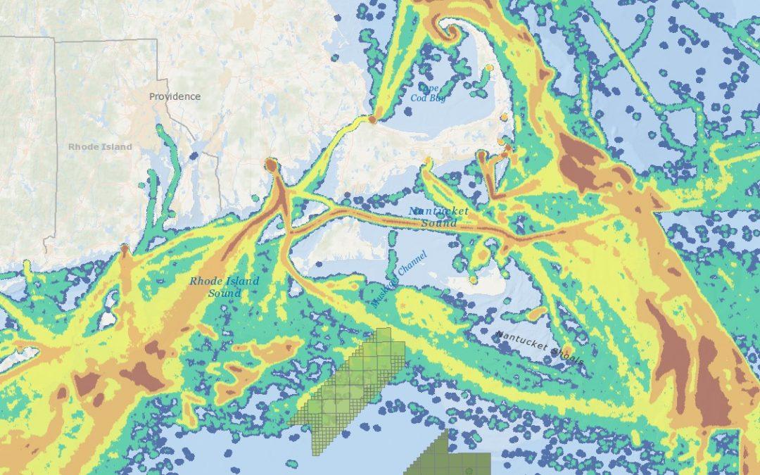 Vineyard Wind 1 Draft Environmental Impact Statement (DEIS) – Sea Scallop Fishing Vessel Activity (2015-2016)