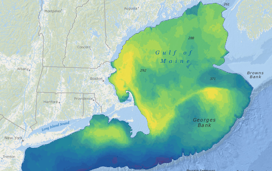 Northeast Ocean Data Portal | Maps and data for ocean ...