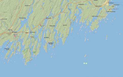 Maine Aqua Ventus Project – Proposed Turbine Locations